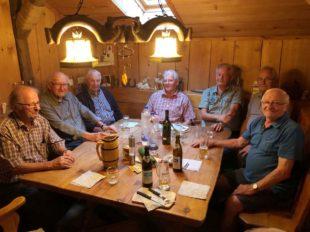 FVU gratuliert Original Hildebert Gieringer zum 85. Geburtstag