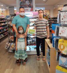 Einkaufen in den Zeller Geschäften bringt Glück