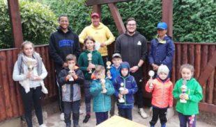 Tennis-Olympiade beim TCO hat den Kindern viel Freude bereitet