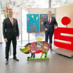 Sparkasse Haslach-Zell spendet 13.500 Euro an Kindergärten