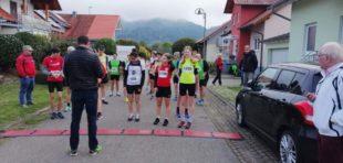Drei Olympiateilnehmer starteten beim Straßengehen des TV Biberach