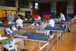 Zehnter Blutspendentermin in Nordrach