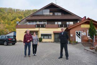 Getränke-Grimme übergibt an Raiffeisen Kinzigtal