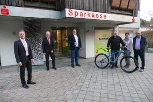 Die Sparkasse Haslach-Zell bleibt in Nordrach präsent