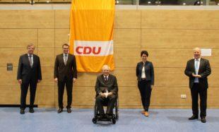 Dr. Wolfgang Schäuble tritt bei der Bundestagswahl im kommenden Jahr nochmals an
