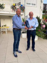 FVB gratulierte Eduard Volk zum Geburtstag