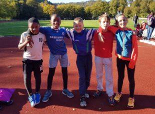 Erfolgreicher Sportlernachwuchs