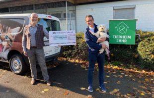 Volksbank Lahr übergibt 75.750 Euro Corona-Soforthilfe an 92 regionale Vereine