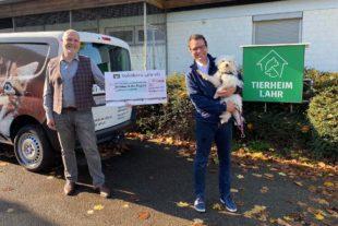 2020-11-11-LR-Volksbank-Spenden Corona-Soforthilfe-für Tierschutzverein-IMG_8119
