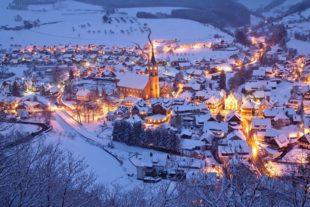Gemeinde Oberharmersbach: Weihnachtliche Pavillon-Konzerte