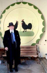 Künstler Markus Lüpertz besuchte die Zeller Keramik Manufaktur