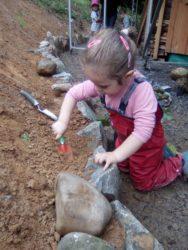 Die Waldkinder wollen Emely helfen