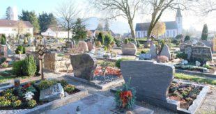 Der Zeller Friedhof ist zu groß