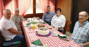 Oberharmersbach ehrt langjährige Feriengäste für ihre Treue