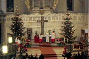 Breites Gottesdienstangebot über die Weihnachtsfeiertage in der Seelsorgeeinheit