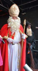 Nikolaus und Knecht Ruprecht kommen ins Tannenbaumstädtle