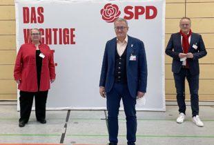 Matthias Katsch zum Bundestagskandidaten der Ortenauer Genossen nominiert