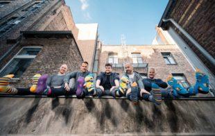 Live-Programm »Bunte Socken« ist 2021 in Oberharmersbach zu hören