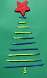 Weihnachtspost für die Kinder