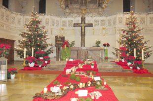 Christmette in der Pfarrkirche mit musikalischen Glanzpunkten