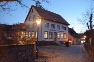 Schwarzwälder-Post-Haus in neuem Gewand