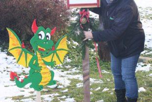 Neu: Familien-Erlebnisweg »Nordis Weihnachtsrätsel«
