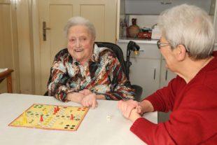 Olga Haag feiert am Mittwoch ihren 100. Geburtstag