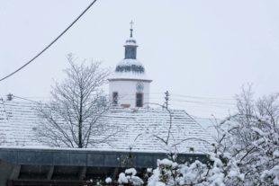 Januar begeistert mit viel Schnee