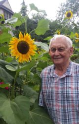 Albert Lehmann feiert am Samstag in Kanada 100. Geburtstag