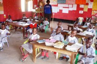 Förderverein Afridunga dankt den Kaufmännischen Schulen
