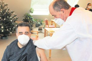 Erste Impf-Aktion im Kinzigtal