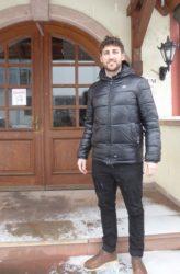 Claudio Heller kehrt als Referendar an seine Ausbildungsschule zurück