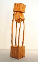 Citypastoral Konstanz zeigt fünf Skulpturen von Armin Göhringer
