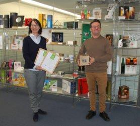 Karl Knauer gewinnt gleich zwei PSI-Nachhaltigkeits-Awards
