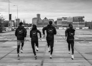 »Wir leben nicht um zu laufen, sondern wir laufen, um zu leben«