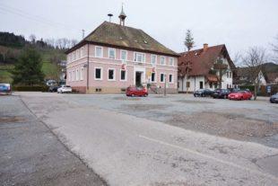 Rathausplatz steht im Mittelpunkt der Beratungen in Unterharmersbach