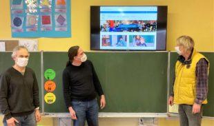 Neue Internetpräsenz für das SBBZ Lernen in Zell ist online