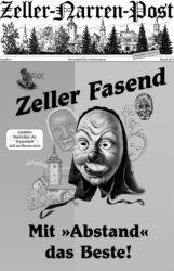 Zeller-Narren-Post erscheint!