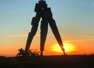 Beeindruckende Ausblicke und Naturdenkmale