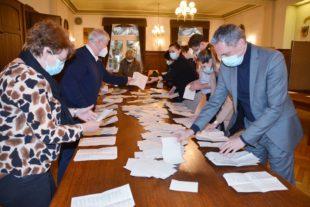 In Zell a. H. entschieden sich die meisten Wähler wieder für »Grün«