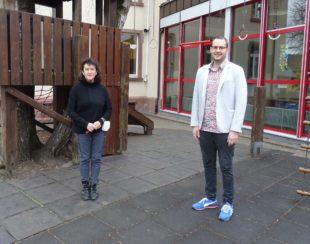 Kai Eble ist neuer Konrektor der Grundschule Unterharmersbach