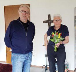 Doris Bayerl sammelte 20 Jahre alte Brillen für arme Länder der Welt
