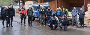 Bei der Schwarzwald-Survival-Challenge an die körperlichen Leistungsgrenzen gestoßen