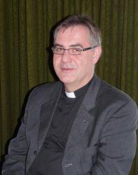 Pfarrer Bonaventura Gerner feierte seinen 50. Geburtstag