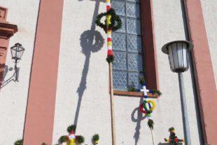 Palmen als Zeichen der Hoffnung und des Lebens