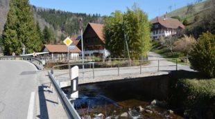 Künftig zwei Brücken zum Stollenberg