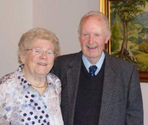 Werner und Erika Muser feiern das äußerst seltene Fest der Eisernen Hochzeit