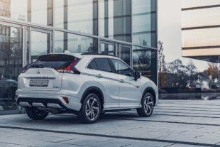 Mitsubishi Eclipse Cross Plug-in Hybrid geht an den Start