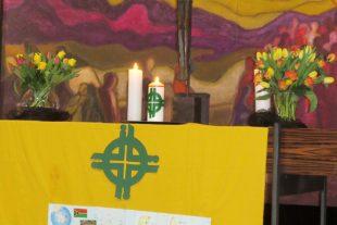 Im Gebet mit Vanuatu verbunden