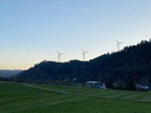 Windpark Badwald kommt